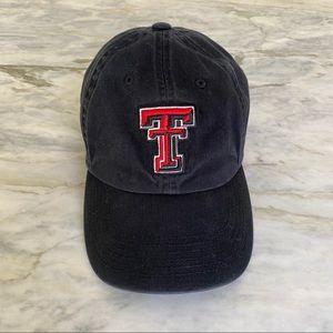 Texas Tech Bridgestone Golf Baseball Cap